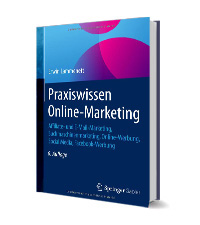 Fachliteratur Praxiswissen Online-Marketing