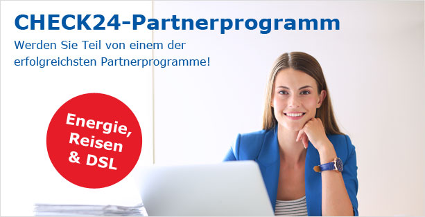 CHECK24-Partnerprogramm
