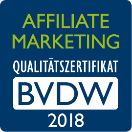 BVDW Affiliate Marketing Trusted Agency